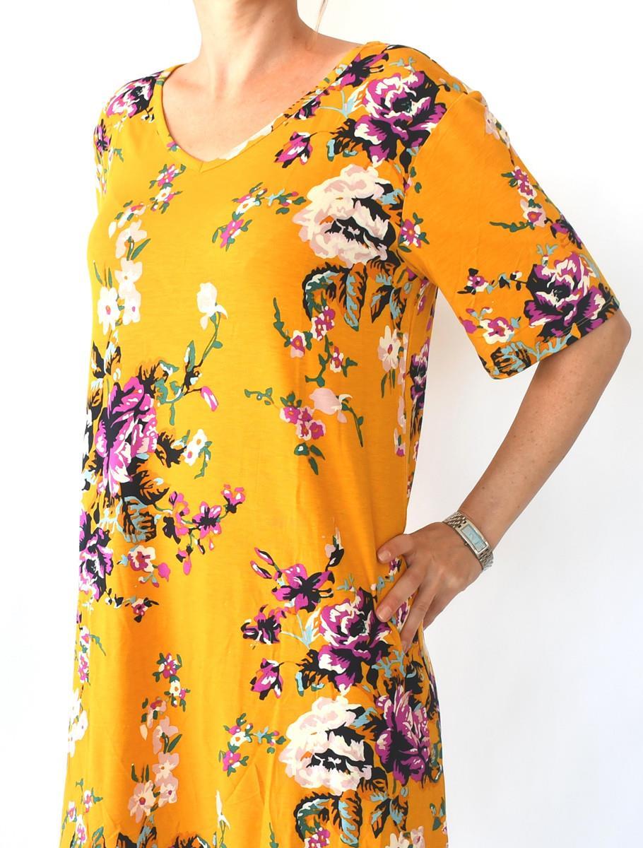 COMFY WOMAN DRESS