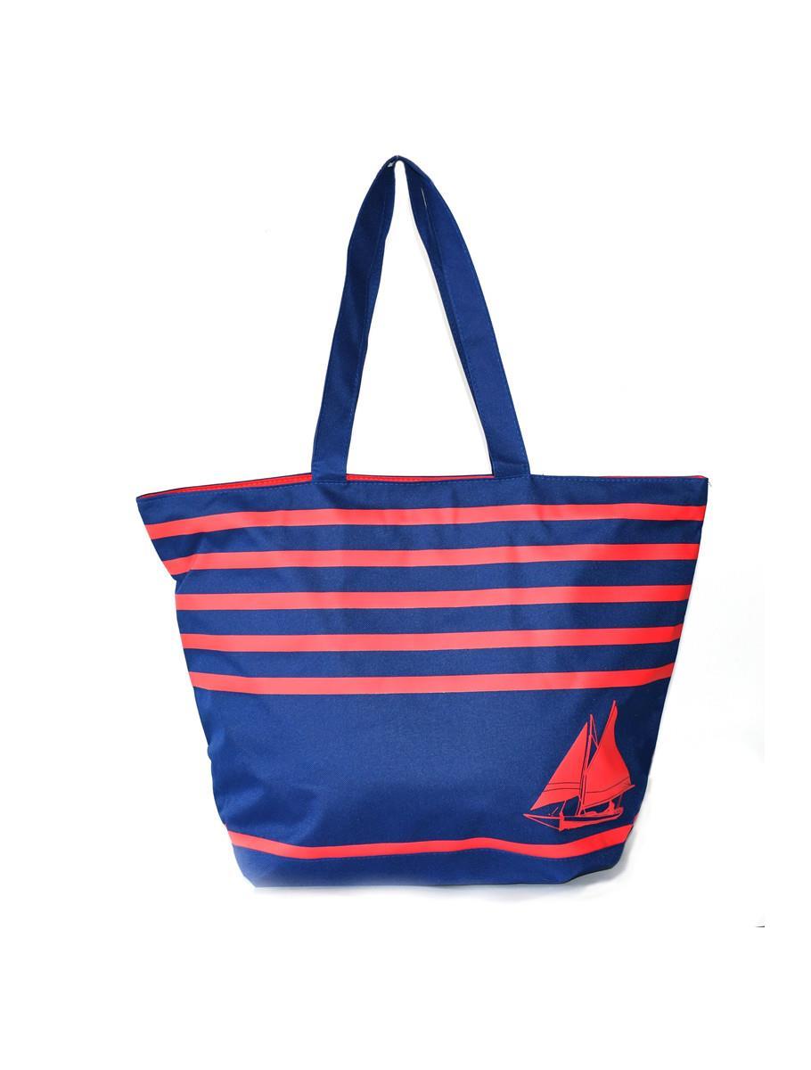COMPASS BEACH BAG