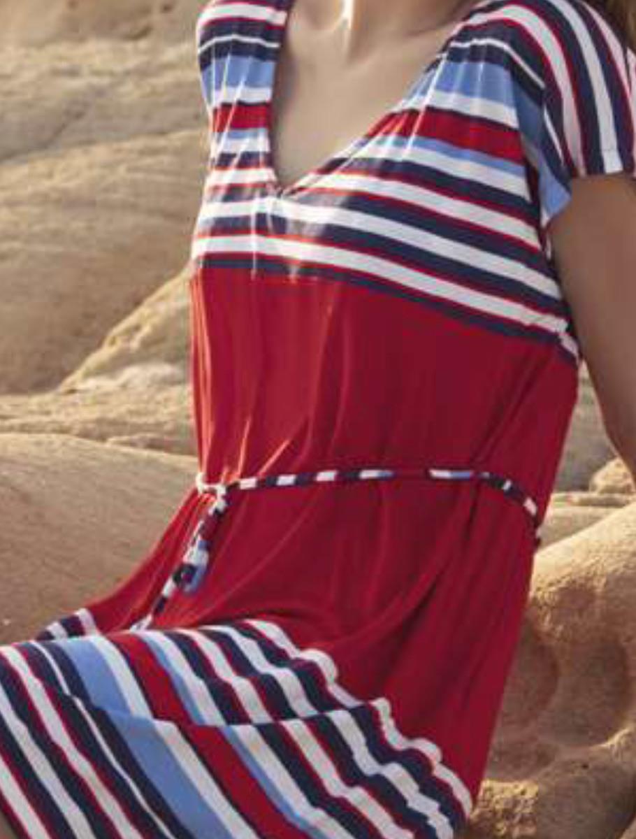 ELEGANT BEACH DRESS