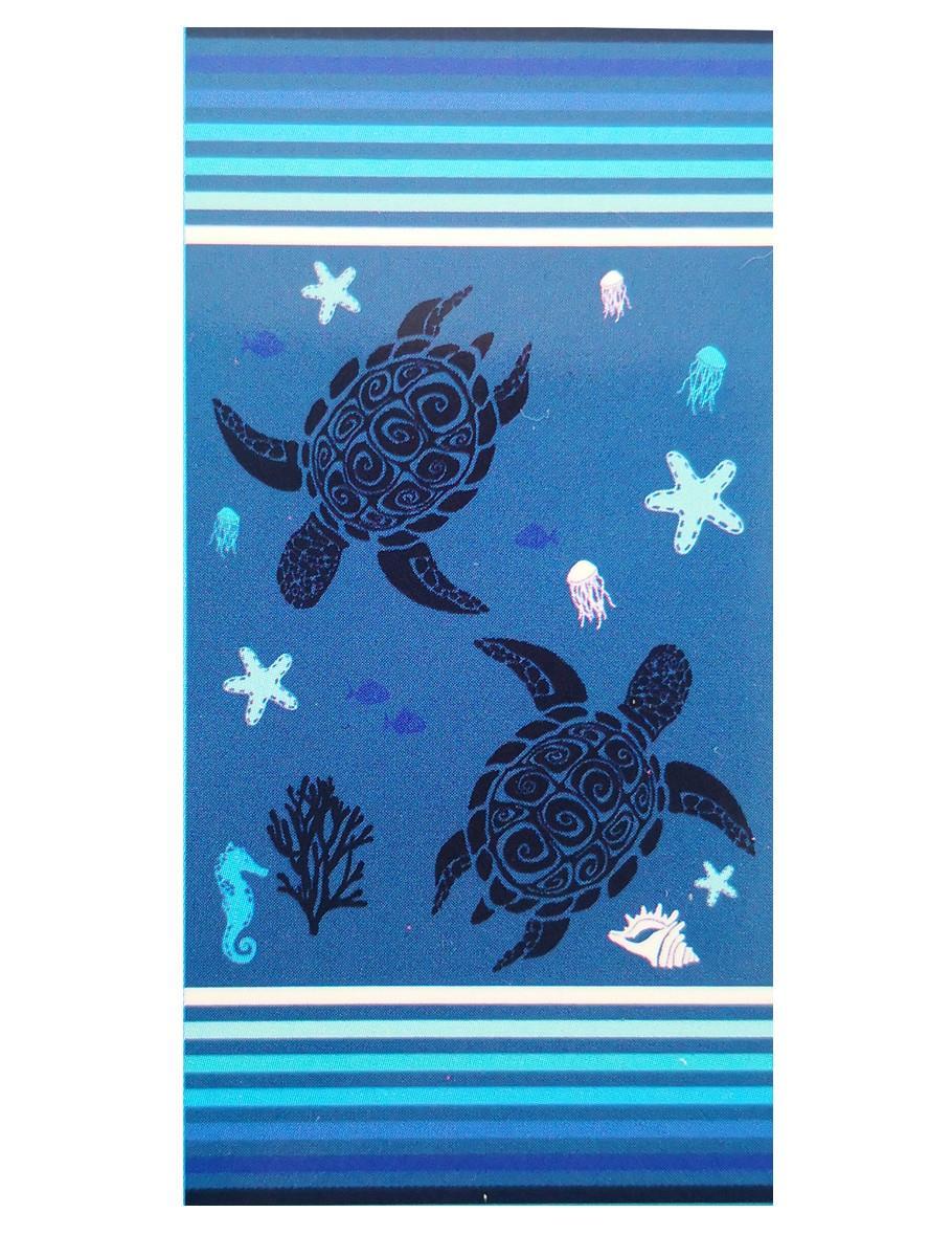 MARINE TURTLES TOWEL