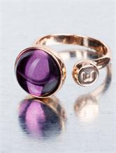 AMETHYST RING MAUVE | Escapade Fashion