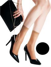 SOSETE SET 3 BLACK ANKLE 15 DEN   Escapade Fashion