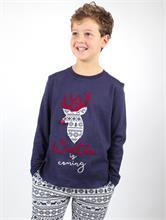BOY COSY WINTER PRINT | Escapade Fashion