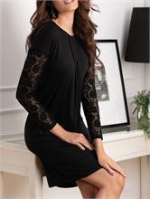 CHIC DRESS BLACK | Escapade Fashion