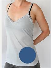CHRISTA TOP  BLUE | Escapade Fashion