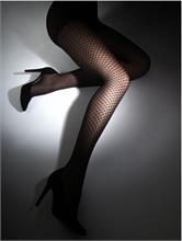 COMB EFFECT BLACK 60 DEN | Escapade Fashion