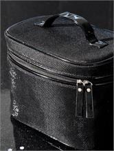 COSMETIC BAG BLACK   Escapade Fashion