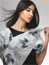 COTTON FLOWERS WHITE   Escapade Fashion