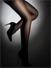 DOTS FRENZY BLACK 20 DEN | Escapade Fashion