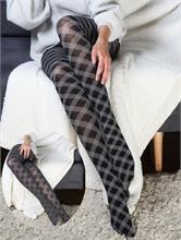 DOUBLE FACE BLACK 50 DEN | Escapade Fashion