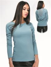 ELEGANT BEAUTY BLUE CIEL | Escapade Fashion