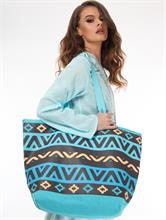 ETHNIC LOOK BLUE | Escapade Fashion
