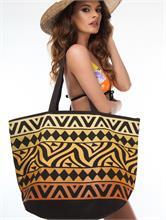 ETHNIC LOOK BROWN | Escapade Fashion