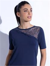 FRINGE BLUE   Escapade Fashion