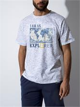 GEOGRAPHICAL MAN PIJAMA | Escapade Fashion