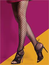 GEOMETRIC MODEL BLACK 40 DEN | Escapade Fashion