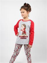 GIRL GRUMPY MODEL GREY   Escapade Fashion