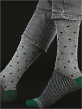 HAPPY SOCKS GREY | Escapade Fashion