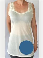 HELENE TOP BLUE | Escapade Fashion