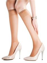 SOSETE SET 2 KNEE HIGH BEIGE 15 DEN | Escapade Fashion