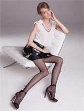 MINI PUNTINI BLACK 20 DEN | Escapade Fashion