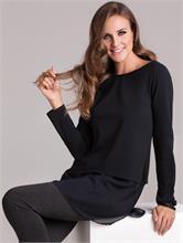 MODERN LOOK BLACK   Escapade Fashion