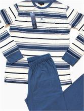 MODERN PRINT BLUE | Escapade Fashion