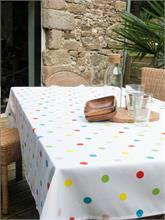 MULTICOLOUR TABLE CLOTH | Escapade Fashion