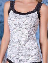 NEW PRINT WHITE   Escapade Fashion