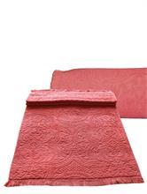 PERSIAN TOWEL CORAL SIZE 70 X 140 CM | Escapade Fashion