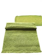 PERSIAN TOWEL GREEN SIZE 70 X 140 CM | Escapade Fashion