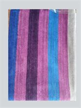 PURPLE STRIPES TOWEL | Escapade Fashion