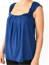 SABRINA TOP BLUE   Escapade Fashion