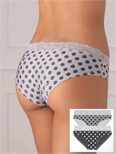 SET 2 GREY DOTS | Escapade Fashion