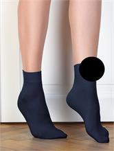 SET 2 MICRO COMFY BLACK 50 DEN | Escapade Fashion