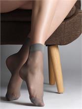 SET 2 SOSETE ANKLE GREY 15 DEN | Escapade Fashion