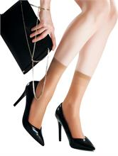 SOSETE SET 3 BEIGE ANKLE 15 DEN   Escapade Fashion