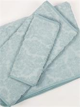 SET 3 JACQUARD DAMASC LIGHT BLUE | Escapade Fashion