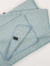 SET 3 JACQUARD PRECIOUS LIGHT BLUE | Escapade Fashion