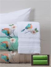 SET 3 PROSOAPE LOVELY BIRD GREEN GRASS 500 GR | Escapade Fashion