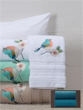 SET 3 PROSOAPE LOVELY BIRD PETROL 500 GR | Escapade Fashion