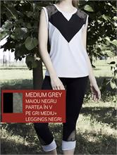 SET NEW FITNESS MEDIUM GREY | Escapade Fashion