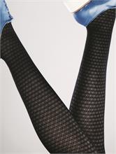 STYLISH  MODEL BLACK 50 DEN | Escapade Fashion