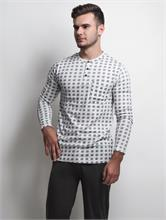 STYLISH PRINT GREY   Escapade Fashion