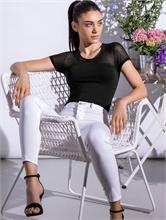 STYLISH TSHIRT BLACK | Escapade Fashion