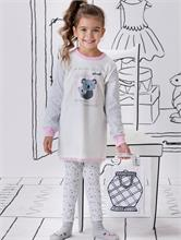 SWEET TEDDY GREY | Escapade Fashion