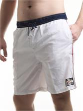 SWIM SHORT GULL WHITE | Escapade Fashion