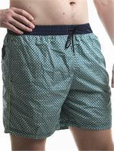 SWIM SHORT SUMATRA GREEN | Escapade Fashion