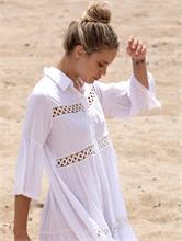 WINDY DRESS WHITE | Escapade Fashion