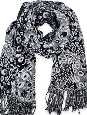 ANIMAL PRINT BLACK SIZE UNICA | Escapade Fashion